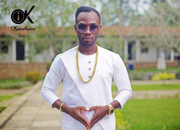 Daasebre Gyamena saved me - Okyeame Kwame