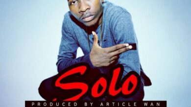 Photo of Article Wan – SOLO (Prod. By Article Wan) {Download Mp3}