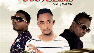 Atom ft. Akatakyie - Odo Asisime (prod by Meth Mix)