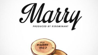 Dj-Neptune - Marry ft. Mr Eazi (Prod. by Kiddominant)