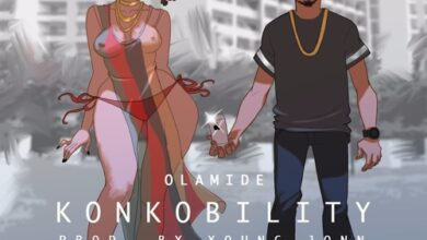 Photo of Olamide – Konkobility (Prod. Young Jonn) mp3 download