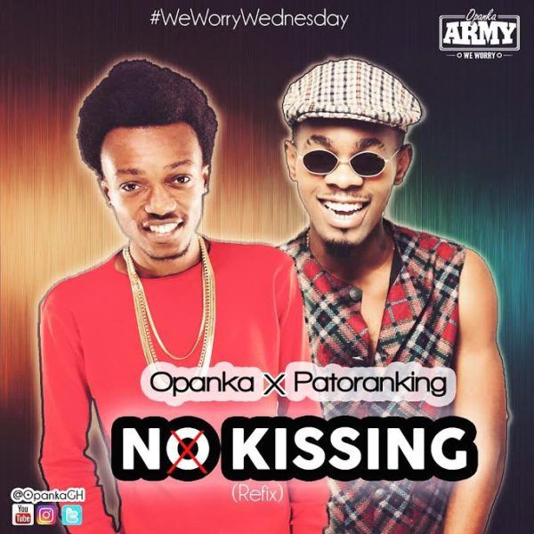 Opanka-No-Kissing-Refix-Feat.-Patoranking