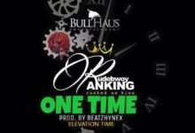 Photo of Rudebwoy Ranking – One Time (Prod by Beatzhynex)