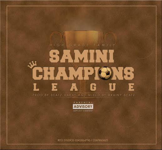 Samini Champions League Mixed by Brainy Beatz - Samini - Champions League (Mixed by Brainy Beatz)