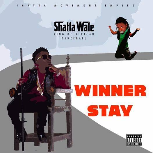 Shatta Wale - Winner Stay Acapella (Prod. By Shatta Wale)
