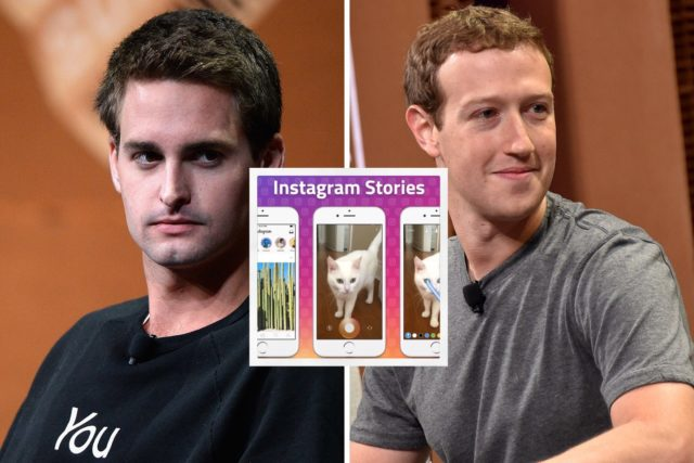 Snapchat Is Suing Instagram over Instagram's Stories Update?