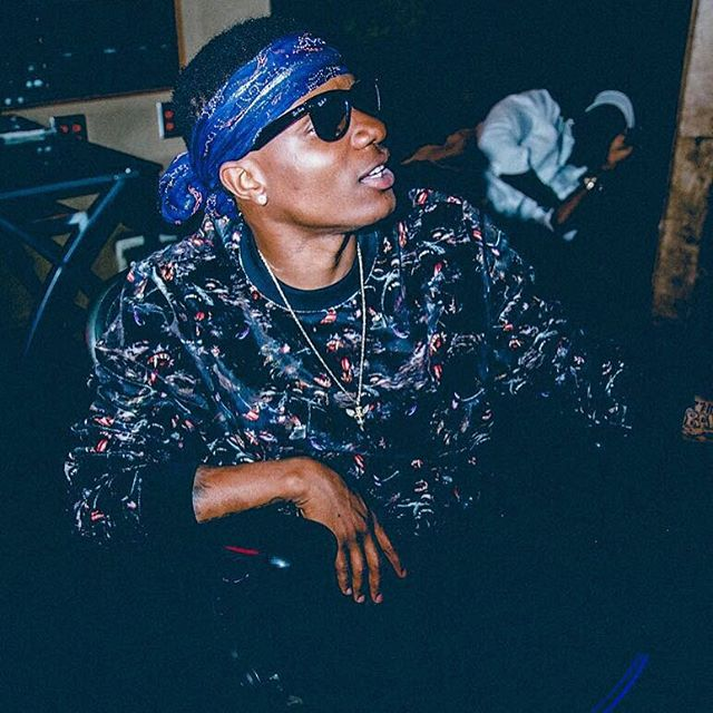 WizKid – Sweat (LL Cool J - Doin' it Refix)