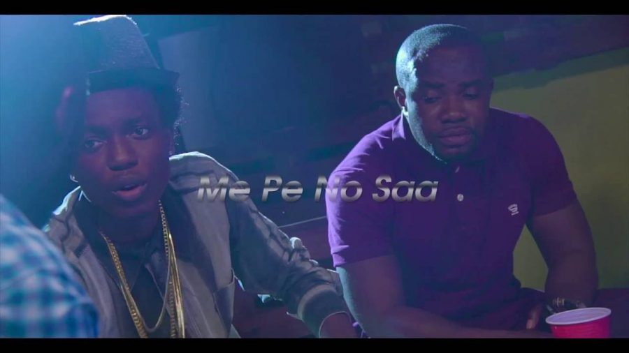 dadie opanka mepe no saa ft okye - Dadie Opanka - Mepe No Saa ft Okyeame Kwame [Official Video]