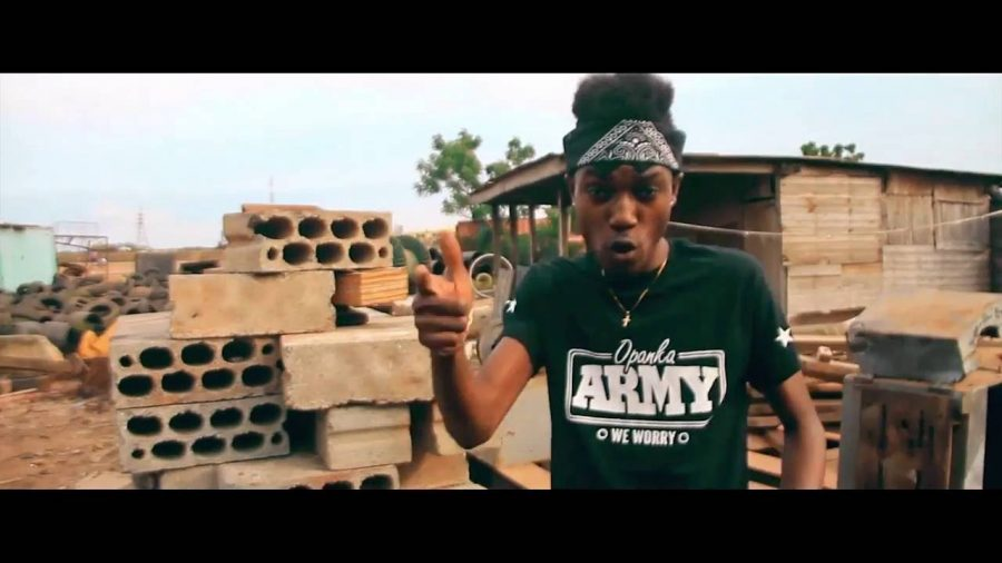 video opanka take it back sarkod - Video: Opanka - Take It Back (Sarkodie Cover)
