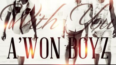 Photo of A'won Boyz – With You {Download Mp3}