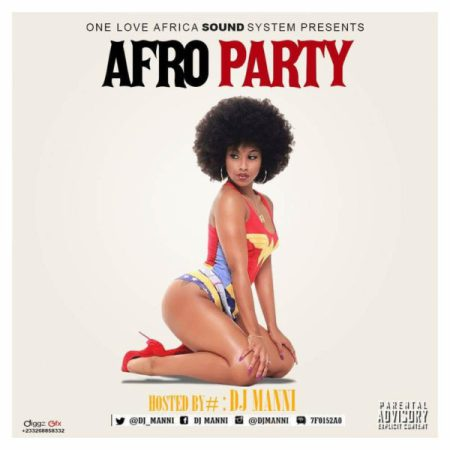 DJ Manni - Afro Party