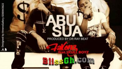 Fakonz - Abusua BoNe ft. Skuulboys (Prod by Drraybeat)