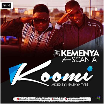 Kemenya ft. Scania - Koomi (mixed by KemenyaTVee)