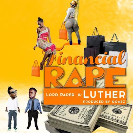 Luther x Lord Paper - Financial Rape