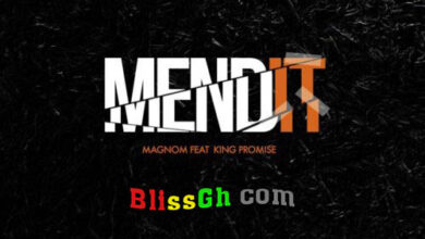 Photo of Magnom ft. King Promise - Mend it (Prod by Magnom)