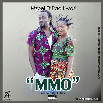 Mzbel ft. Paa Kwasi - Mmo (prod. by O'tion)