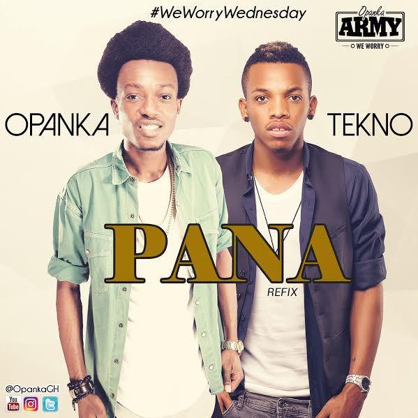 Opanka - Pana Refix ft. Tekno