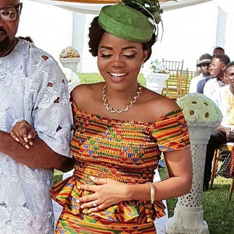 Photos: Mzbel Engaged