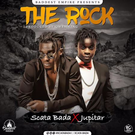 Scata Bada - The Rock ft. Jupita