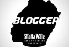 Photo of Shatta Wale – Blogger A Wha Do You (Prod By DaMaker)
