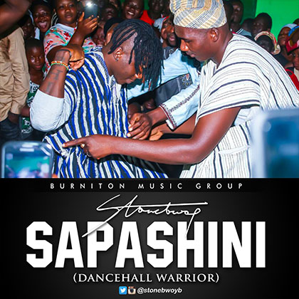 Stonebwoy Sapashini Dancehall Worrior Mixed By Beatz Dakay - Stonebwoy - Sapashini (Dancehall Worrior) (Mixed By Beatz Dakay)