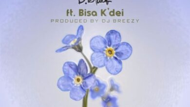 Photo of D-Black - Forget Me Not ft. Bisa Kdei (Prod. by DJ Breezy)