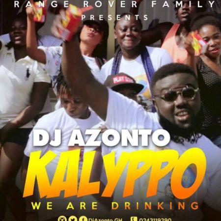 DJ Azonto Kalyppo Vybrant Faya Mampi Cover - DJ Azonto - Kalyppo (Vybrant Faya Mampi Cover)