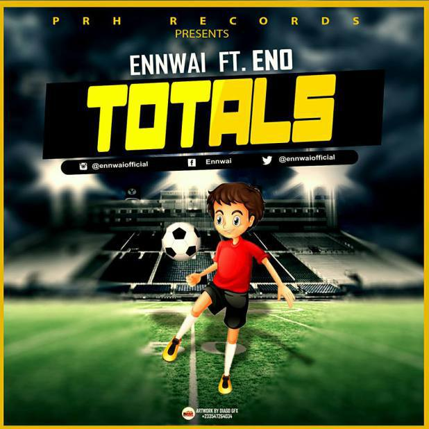 Ennwai Dobble Totals ft. Eno - Ennwai (Dobble) - Totals ft. Eno