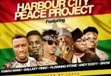 Photo of Gallaxy – Peace Song ft Kwaku Manu, Tinny, Andy Dosty, Broni, Flowkingstone & Bra Chiky