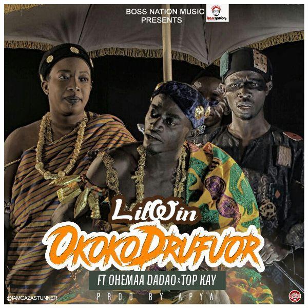 Lil Win Okukurodurufuor ft. Ohemaa Dadao x Top Kay  - Lil Win - Okukurodurufuor ft. Ohemaa Dadao x Top Kay (Prod by Apya)