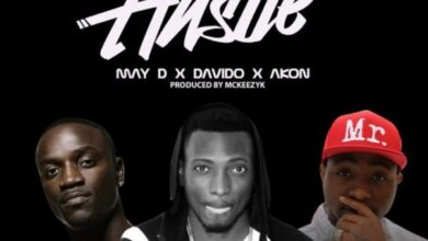 Photo of May D x Akon x Davido – Hustle