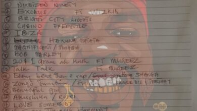 Photo of Omar Sterling - Magnificent/Mmabia (Prod By Killmatic) (VTH Album)