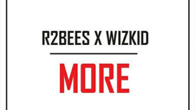 Photo of R2bees X Wizkid – More (prod by Del B)