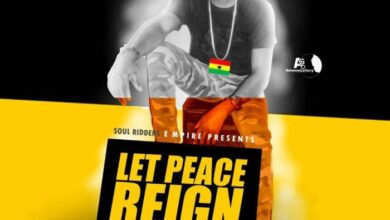 Photo of The-Feucha - Let Peace Reign ft. Agbana (Prod. by Jay Phano)