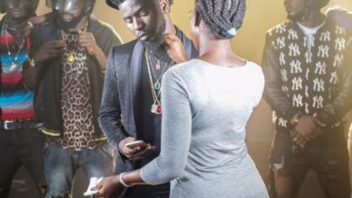 Photo of BTS: Bisa Kdei x Patoranking shoots video for 'Life', behind the scene photos