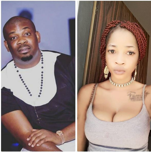 Desperate lady who placed marriage curse on Don Jazzy speaks - Desperate lady who placed marriage curse on Don Jazzy speaks