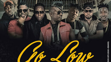 Photo of FlowKing Stone - Go Low Remix ft. Stonebwoy, Edem, Teephlow, D-Black, Gasmilla, Fancy Gaddam