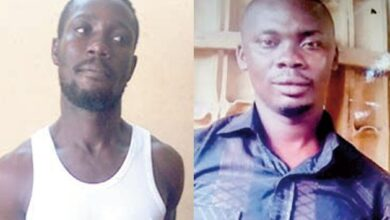 Photo of Kaneshie suspected killer smoked out