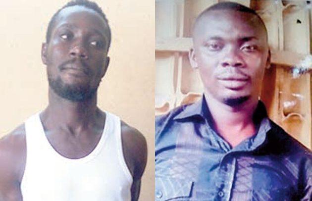George Nettey and Thomas Owusu Kodua - Kaneshie suspected killer smoked out