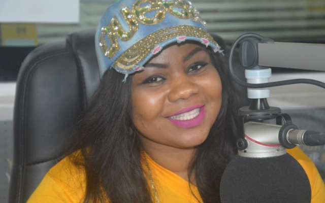 Photo of I love to make headlines - Gifty Osei