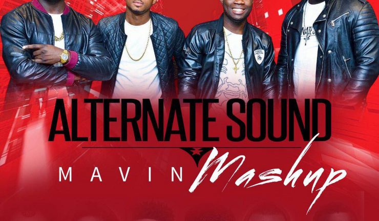 GospelOnDeBeatz Alternate Sound Mavin Mashup - GospelOnDeBeatz - Alternate Sound *Mavin Mashup*