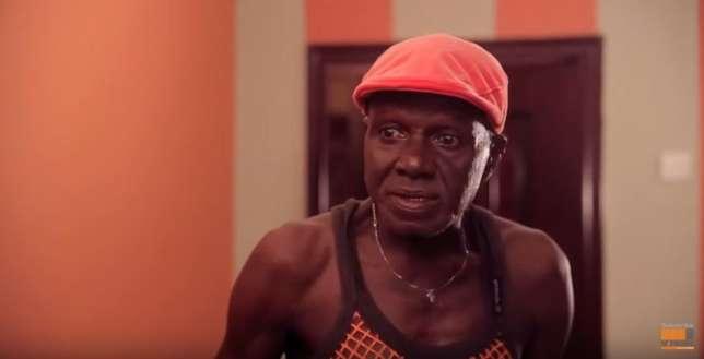 Katawere Confirmed Efiewura famed actor Katawere is Dead - Confirmed; Efiewura famed actor Katawere is Dead