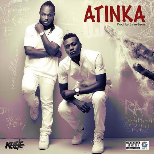 Keche Atinka cover art - Keche releases new joint  'Atinka'