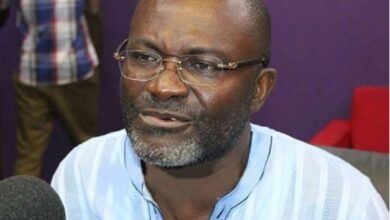 Photo of Kennedy Agyapong threatens death on EC Officials