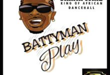 Photo of Shatta Wale – Battyman Play (Prod. By Damaker)