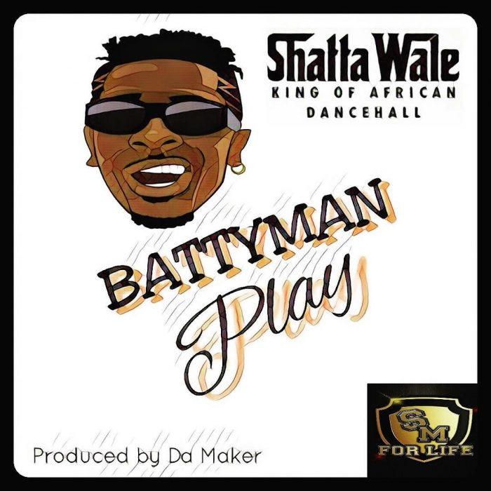 Shatta Wale Battyman Play - Shatta Wale - Battyman Play (Prod. By Damaker)