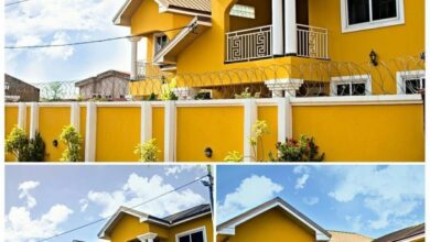Photo of Shatta Wale Shares Photos of His $1m Mansion