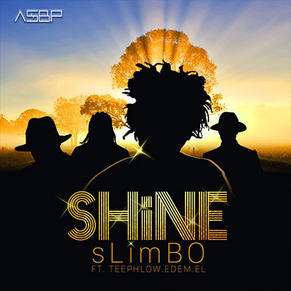 Photo of Slimbo ft. TeePhlow x Edem x EL - SHiNE (Prod. By Slimbo)