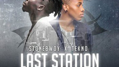 Photo of StoneBwoy x Tekno – Last Station (Prod By Tekno) {Download Mp3}