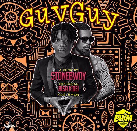 Stonebwoy Guy Guy ft. Bisa Kdei - Stonebwoy - Guy Guy ft. Bisa Kdei (Prod. by Awaga)